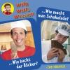 Willi will's wissen - Wie backt der Bäcker? / Wie macht man Schokolade?