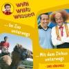 Willi will's wissen - Im Zoo unterwegs / Mit dem Zirkus unterwegs
