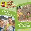Willi will's wissen - Bei den Pfadfindern / Abenteuer Schnitzeljagd
