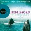 """Vergrößerte Darstellung Cover: Daniel Drewes liest Yrsa Sigurðardóttir """"Nebelmord"""". Externe Website (neues Fenster)"""