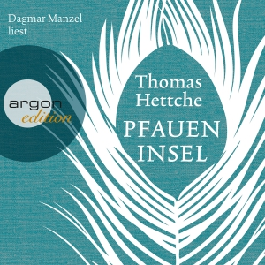 "Dagmar Manzel liest Thomas Hettche ""Pfaueninsel"""