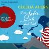 """Vergrößerte Darstellung Cover: Stefanie Stappenbeck liest Cecelia Ahern """"Das Jahr, in dem ich dich traf"""". Externe Website (neues Fenster)"""