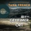 """Inka Löwendorf und Gerrit Schmidt-Foß lesen Tana French """"Geheimer Ort"""""""