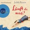 Vergrößerte Darstellung Cover: Läuft da was?. Externe Website (neues Fenster)
