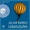 """Wolfram Koch liest Julian Barnes """"Lebensstufen"""""""