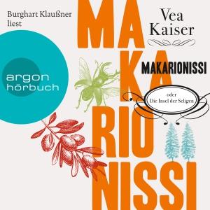 """Burghart Klaußner liest Vea Kaiser """"Makarionissi oder Die Insel der Seligen"""""""