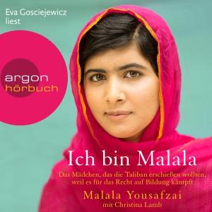 "Eva Gosciejewicz liest ""Ich bin Malala"""