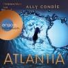 """Vergrößerte Darstellung Cover: Christiane Marx liest Ally Condie """"Atlantia"""". Externe Website (neues Fenster)"""