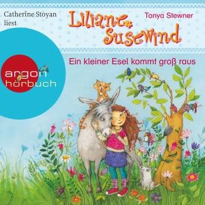 """Catherine Stoyan liest Tanya Stewner """"Liliane Susewind - Ein kleiner Esel kommt groß raus"""""""