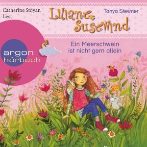 """Catherine Stoyan liest Tanya Stewner """"Liliane Susewind - Ein Meerschwein ist nicht gern allein"""""""