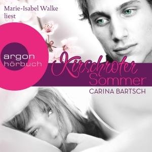 "Marie-Isabel Walke liest ""Kirschroter Sommer"", Carina Bartsch"