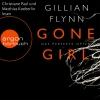 """Christiane Paul und Matthias Koeberlin lesen Gillian Flynn """"Gone girl"""""""