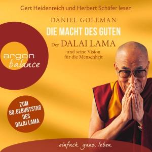 """Gert Heidenreich und Herbert Schäfer lesen Daniel Goleman """"Die Macht des Guten"""""""