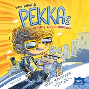 Pekkas geheime Aufzeichnungen - Der komische Vogel