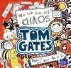 Vergrößerte Darstellung Cover: Tom Gates - Wo ich bin, ist Chaos. Externe Website (neues Fenster)