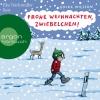 Vergrößerte Darstellung Cover: Frohe Weihnachten, Zwiebelchen. Externe Website (neues Fenster)
