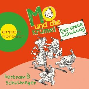 """Martin Baltscheit liest """"Mo und die Krümel - Der erste Schultag"""", Bertram & Schulmeyer"""