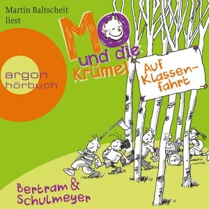 """Martin Baltscheit liest """"Mo und die Krümel - Auf Klassenfahrt"""", Bertram & Schulmeyer"""