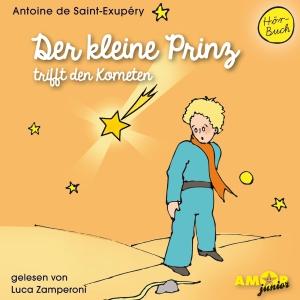 Der kleine Prinz trifft den Kometen