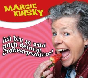 Ich bin so wild nach deinem Erdbeerpudding!