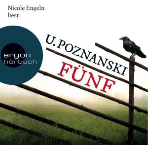 """Nicole Engeln liest U. Poznanski """"Fünf"""""""