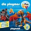 Die Playmos - Die heiße Spur der Drachen