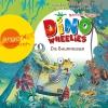 """Andreas Fröhlich und Corinna Dorenkamp lesen Matthias Weinert """"Dino-Wheelies - Die Baumfresser"""""""