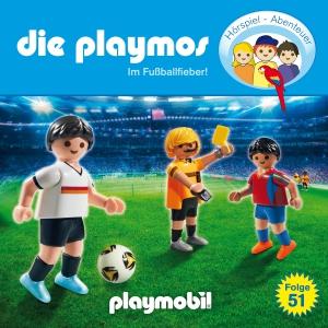 Die Playmos - Im Fußballfieber!