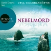 """Daniel Drewes liest Yrsa Sigurðardóttir """"Nebelmord"""""""