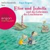 """Stefan Kaminski liest Ingo Siegner """"Eliot und Isabella und das Geheimnis des Leuchtturms"""""""