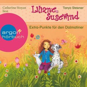 """Catherine Stoyan liest Tanya Stewner """"Extra-Punkte für den Dalmatiner"""""""