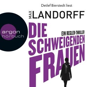 """Detlef Bierstedt liest Max Landorff """"Die schweigenden Frauen"""""""