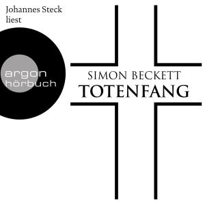 """Johannes Steck liest Simon Beckett """"Totenfang"""""""