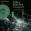 """David Nathan liest Volker Kutscher """"Lunapark"""""""