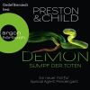 "Detlef Bierstedt liest Preston & Child ""Demon - Sumpf der Toten"""