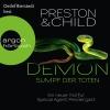 """Detlef Bierstedt liest Preston & Child """"Demon - Sumpf der Toten"""""""
