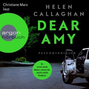 """Christiane Marx liest Helen Callaghan """"Dear Amy"""""""