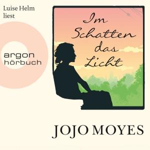 """Luise Helm liest """"Im Schatten das Licht"""""""