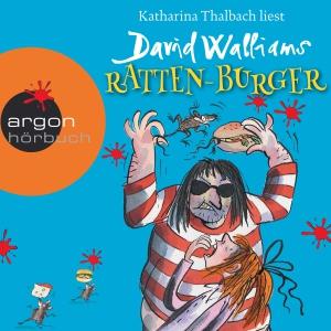 "Katharina Thalbach liest David Walliams ""Ratten-Burger"""