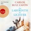 """Uve Teschner liest Carlos Ruiz Zafón """"Das Labyrinth der Lichter"""""""