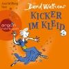 "Axel Milberg liest David Walliams ""Kicker im Kleid"""