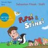 """Simon Jäger liest Sebastian Fitzek """"Pupsi und Stinki"""""""