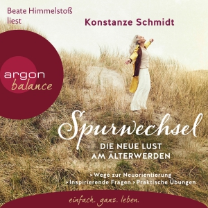 "Beate Himmelstoß liest Konstanze Schmidt ""Spurwechsel"""