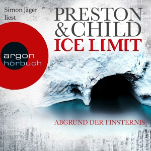 "Simon Jäger liest Preston & Child ""Ice limit"""