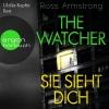 """Ulrike Kapfer liest Ross Armstrong """"The Watcher - Sie sieht dich"""""""