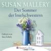 Vergrößerte Darstellung Cover: Der Sommer der Inselschwestern. Externe Website (neues Fenster)