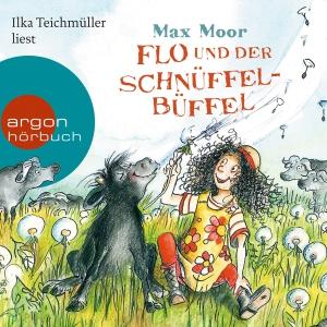 """Ilka Teichmüller liest Max Moor """"Flo und der Schnüffel-Büffel"""""""