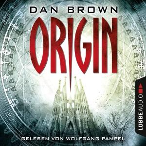 Wolfgang Pampel liest Dan Brown, Origin