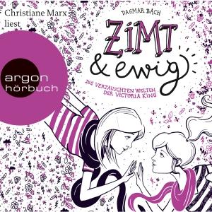 "Christiane Marx liest Dagmar Bach ""Zimt und ewig"""