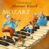 Vergrößerte Darstellung Cover: Abenteuer Klassik - Mozart. Externe Website (neues Fenster)